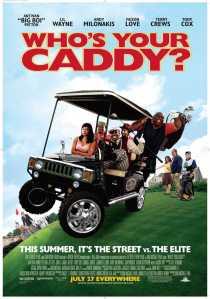 Caddy?